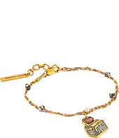 Marc Jacobs - Charms Wonderland Toast My Heart Friendship Bracelet