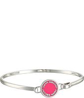 Marc Jacobs - Logo Disc Enamel Logo Disc Hinge Bracelet