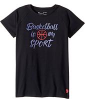 Under Armour Kids - Basketball Is My Sport Short Sleeve Tee (Big Kids)