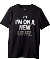 Under Armour Kids - I'm On A New Level Short Sleeve Tee (Big Kids)