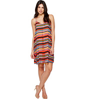Vince Camuto - Cubana Beats Tank Dress w/ Invert Pleat
