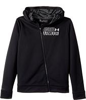Under Armour Kids - Armour Fleece Full Zip Hoodie (Big Kids)