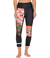 Under Armour - Mirror High-Rise Printed Crop