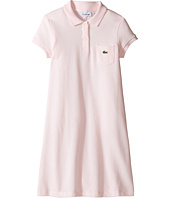 Lacoste Kids - Classic Pique Dress with Pocket (Toddler/Little Kids/Big Kids)