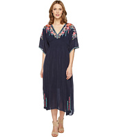 Johnny Was - Margaret Kimono Dress w/ Slip