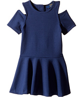 Polo Ralph Lauren Kids - Ponte Solid Ponte Dress (Toddler)