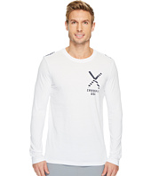 Reebok - CrossFit® Patriotic Long Sleeve Tee - USA