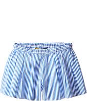 Polo Ralph Lauren Kids - Yarn-Dyed Bengal Stripe Shorts (Little Kids/Big Kids)