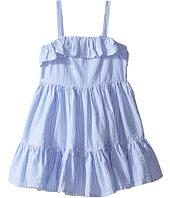 Polo Ralph Lauren Kids - Seersucker Dress (Toddler)