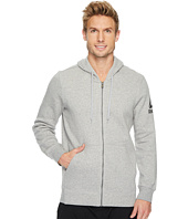 Reebok - Cotton Blend Full Zip Hoodie