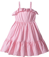 Polo Ralph Lauren Kids - Seersucker Dress (Little Kids)