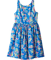 Polo Ralph Lauren Kids - Floral Dress (Little Kids)