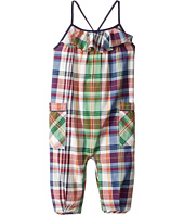 Ralph Lauren Baby - Madras Plaid Romper (Infant)