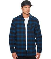 adidas Skateboarding - Stretch Flannel Shirt