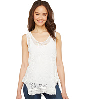Johnny Was - Hoxie Eyelet Tank Top