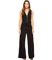 MICHAEL Michael Kors - Solid Jumpsuit with Pockets