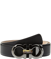 Salvatore Ferragamo - Tiger Eye Insert Belt - 679751