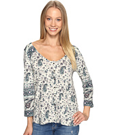 Lucky Brand - Paisley Swing Top