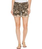 Jag Jeans - Carmine Relaxed Utility Shorts in Camo Printed Twill