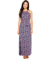 Lucky Brand - Party Paisley Maxi Dress