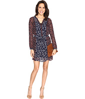 Lucky Brand - Mixed Print Dress