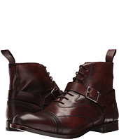 Alexander McQueen - Luke Brogue Boot w/ Strap Buckle