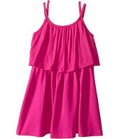 Polo Ralph Lauren Kids - Cotton Solid Dress (Toddler)