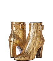 Just Cavalli - Python Leather Ankle Boot