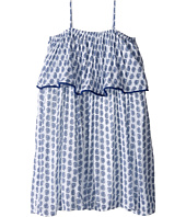 Polo Ralph Lauren Kids - Gauze Print Maxi Dress (Little Kids)