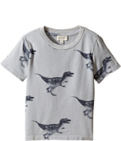 Paul Smith Junior - Short Sleeve Dinosaur All Over Printed Tee (Toddler/Little Kids)