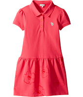 Paul Smith Junior - Fuchsia Polo Dress (Toddler/Little Kids)