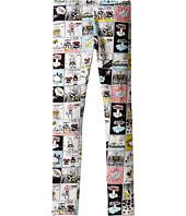 Fendi Kids - All Over Comic Print Leggings (Big Kids)