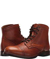 Frye - Logan Brogue Cap Toe