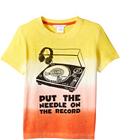Little Marc Jacobs - Record Short Sleeve Tee Shirt (Toddler/Little Kids)
