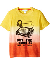 Little Marc Jacobs - Record Short Sleeve Tee Shirt (Little Kids/Big Kids)