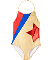 Little Marc Jacobs - One-Piece Star Swimsuit (Big Kids)