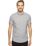 Kenneth Cole Sportswear - Short Sleeve Grindle Check Shirt
