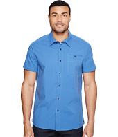 Kenneth Cole Sportswear - Short Sleeve Stretch Ripstop Shirt