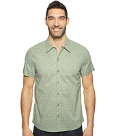 Kenneth Cole Sportswear - Short Sleeve Abstract Camp Shirt