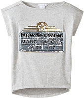 Little Marc Jacobs - Official Prints Short Sleeve Tee Shirt (Little Kids/Big Kids)
