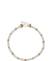 LAUREN Ralph Lauren - Stereo Hearts 18 in Fine Chain Ring Necklace