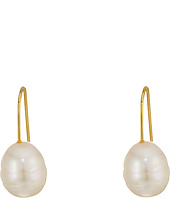 LAUREN Ralph Lauren - Talk that Talk Pearl Drop Earrings