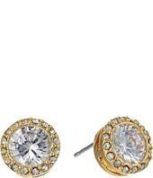 LAUREN Ralph Lauren - Halo Crystal Stud Earrings