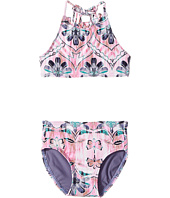 O'Neill Kids - Starlis High Neck Halter Top Set (Toddler/Little Kids)
