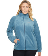 Columbia - Plus Size Benton Springs™ Full Zip