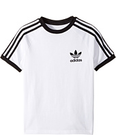adidas Originals Kids - California Tee (Little Kids/Big Kids)