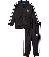 adidas Originals Kids - Superstar Tracksuit (Infant/Toddler)