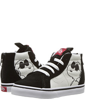 Vans Kids - Sk8-Hi Zip x Peanuts (Infant/Toddler)