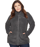 Columbia - Plus Size Benton Springs™ II Long Hoodie