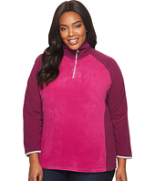 Columbia - Plus Size Glacial™ Fleece III 1/2 Zip